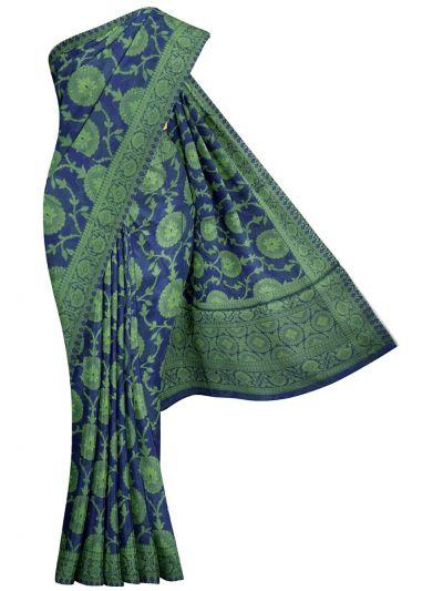 MJB7200363-Jalathi Manipuri Rasam Weaving Saree