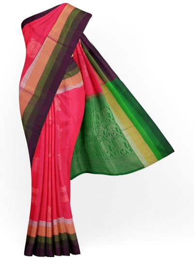 MJC7553189-Soft Silk Saree