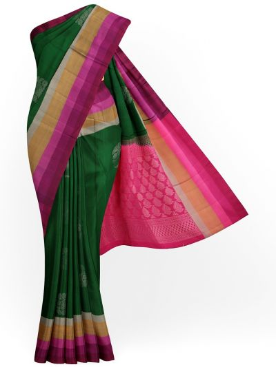 MJC7553190-Soft Silk Saree