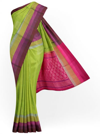 MJC7553196-Soft Silk Saree