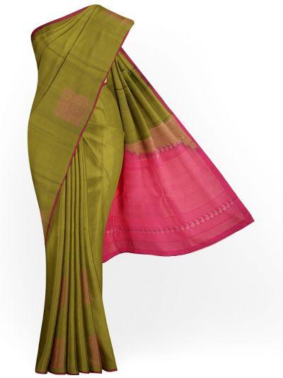 MJC7553215-Soft Silk Saree