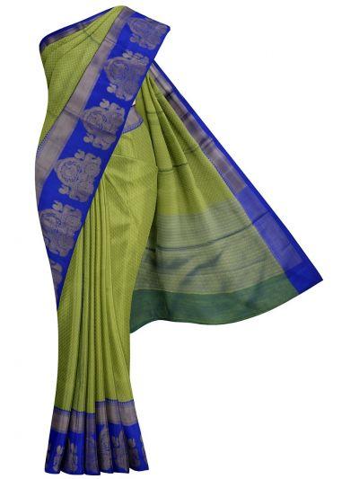 MJC7609289-Kathana Fancy Thanjuie Weaving Saree
