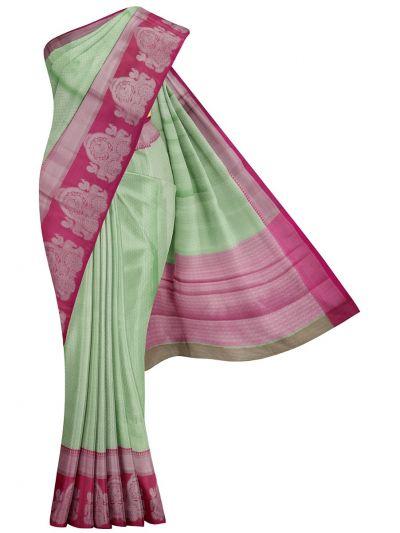 MJC7609301-Kathana Fancy Thanjuie Weaving Saree