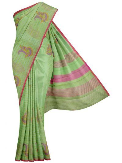 MJD8051006-Kathana Fancy Chanderi Tissue Saree