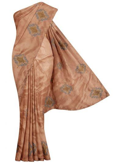 MJD8052751-Jalathi Semi Sana Silk Cut work Saree