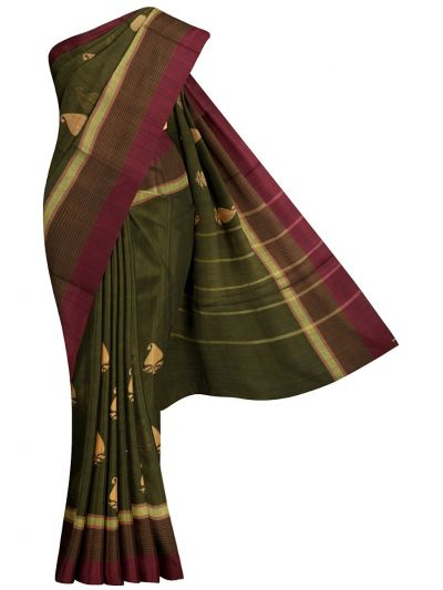 MJD8179743-Fancy Chanderi Cotton Saree