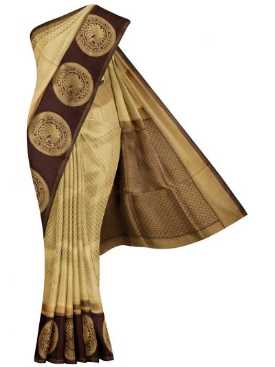 MJD8349206-Kathana Fancy Semi Banarasi Saree