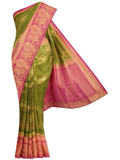 MJD8349210-Fancy Kathana Semi Banarasi Saree