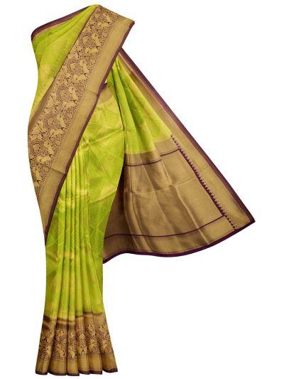 MJD8349214-Kathana Fancy Semi Banarasi Saree