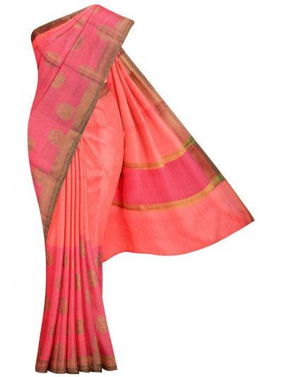MJD8420149-Kyathi Fancy Thaju weaving Saree