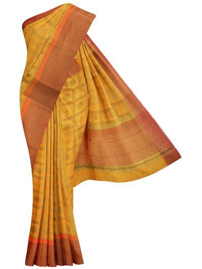MJD8420178-Kyathi Fancy Thaju weaving Saree