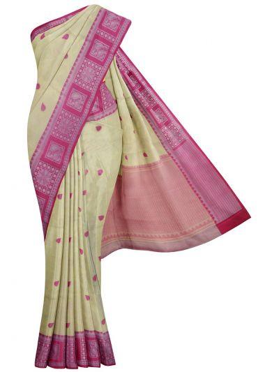 MKA8701808-Kathana Tissue Banarasi Weaving Saree