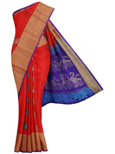 MKA8840673-Bairavi Gift Mixed Silk Saree