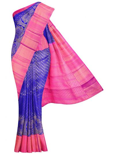 MKB8999462-Vivaha Exclusive Wedding Pure Silk Saree
