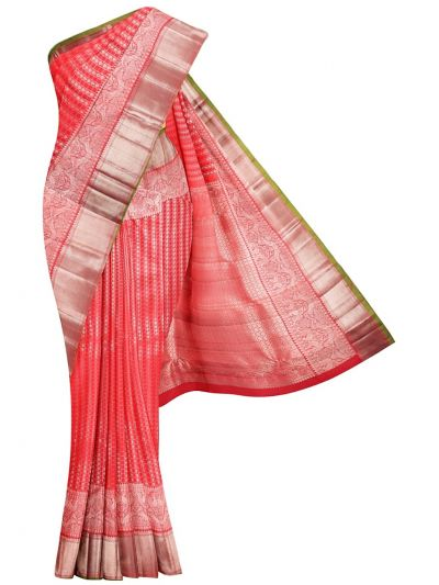 MKB9019372-Vivaha Bridal Pure Kanchipuram Silk Saree