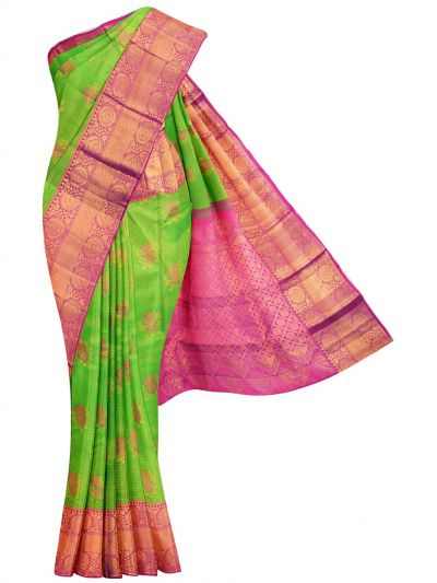 MKB9019376-Vivaha Exclusive Wedding Pure Silk Saree