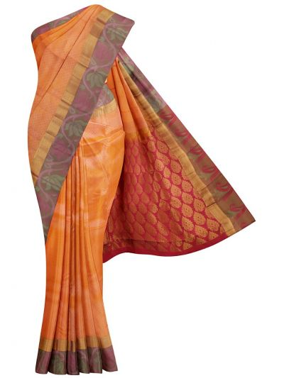 MKB9019524-Fancy Gift Art Silk Saree