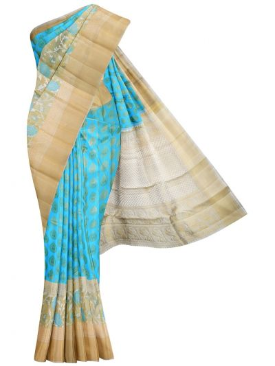 MKB9033740-Vivaha Exclusive Wedding Pure Silk Saree