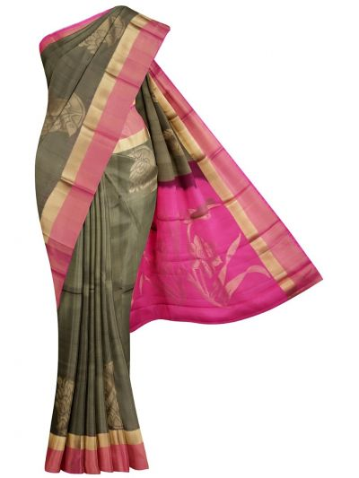 MKB9047023-Vipanji Soft Silk Saree