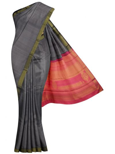 MKB9130212-Vivaha Wedding Silk Saree
