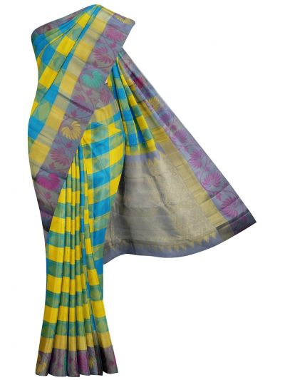 MKB9386231-Estrila Wedding Silk Saree