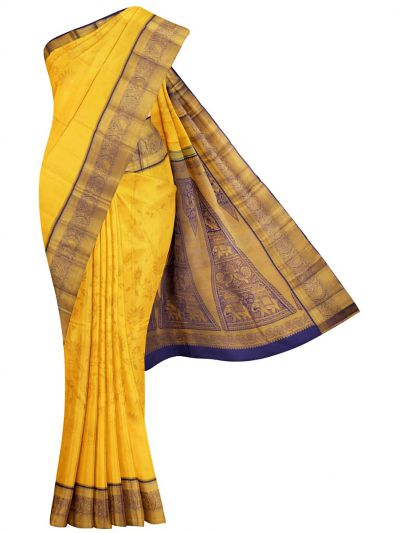 MKB9421870-Vivaha Wedding Pure Kanchipuram Silk Saree