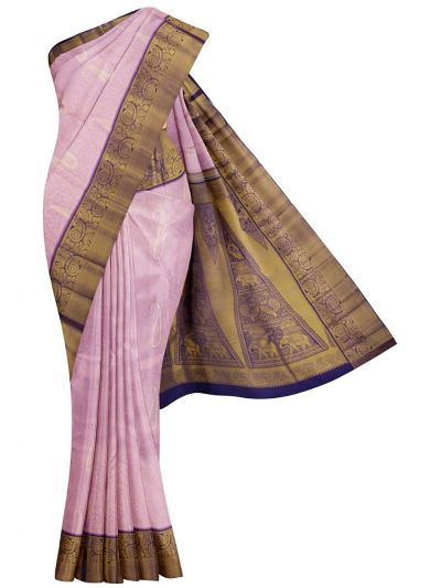 MKB9421877-Vivaha Wedding Pure Kanchipuram Silk Saree