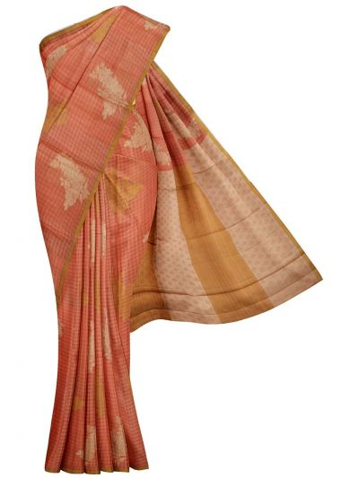 MKB9422589-Kyathi Fancy Tussar Weaving Saree