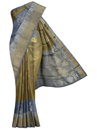 MKC9538122-Soft Silk Saree