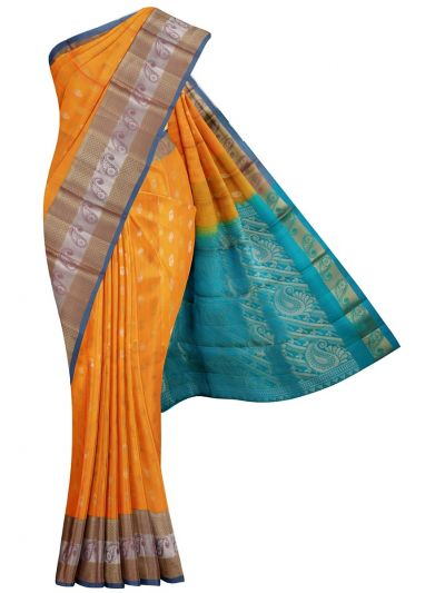 MKC9538133-Traditional Silk Saree