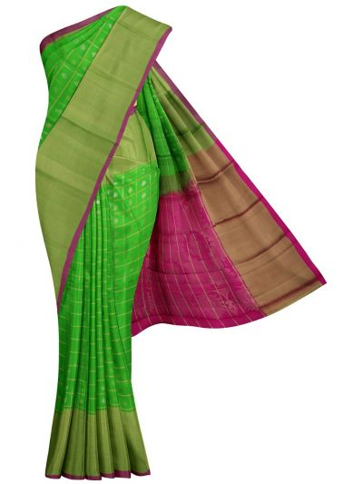 MKC9538804-Traditional Silk Saree