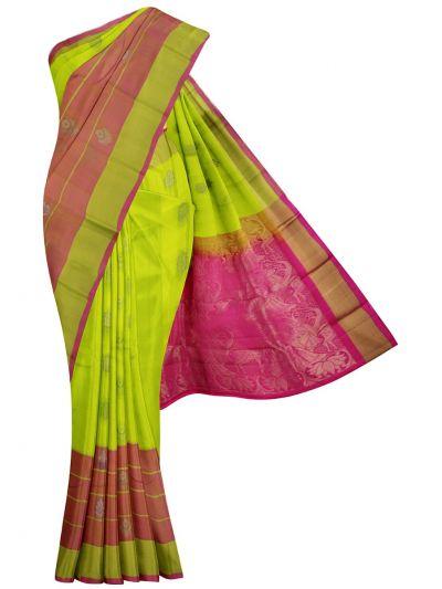 MKC9540829-Traditional Silk Saree