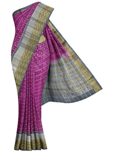 MKC9541012-Traditional Silk Saree