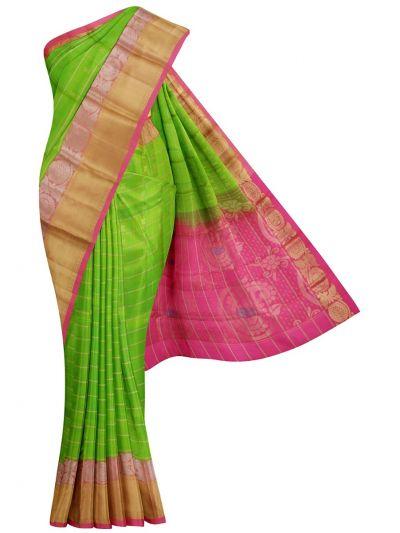 MKC9541015-Estrila Wedding Silk Saree