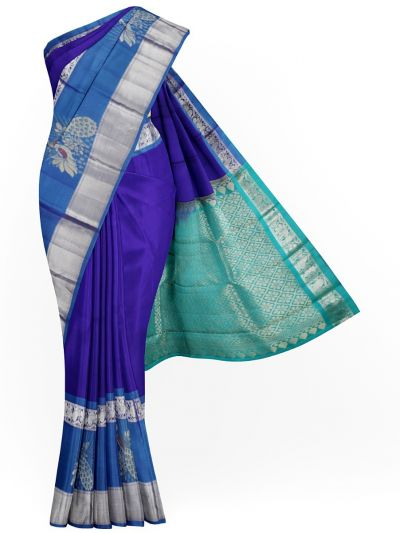 MKC9541022-Traditional Silk Saree