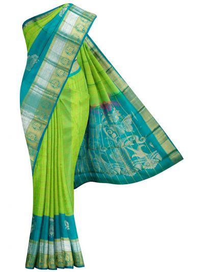 MKC9541032-Estrila Wedding Silk Saree