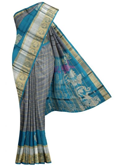 MKC9541034-Traditional Silk Saree