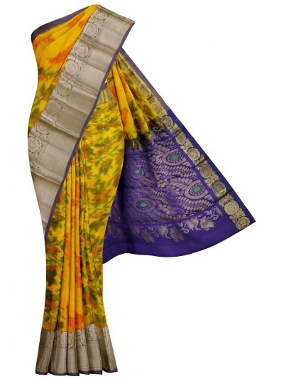 MKC9541035-Estrila Wedding Silk Saree