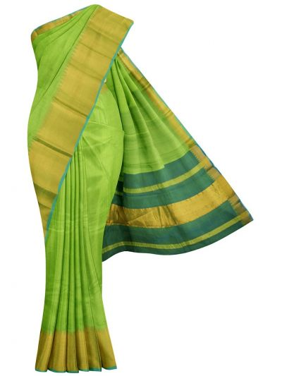 MKC9663379-Chamelli Silk Cotton Saree