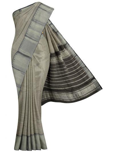 MKC9663383-Chamelli Mangalagiri Silk Cotton Saree