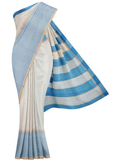 MKC9663401-Chamelli Mangalagiri Silk Cotton Saree