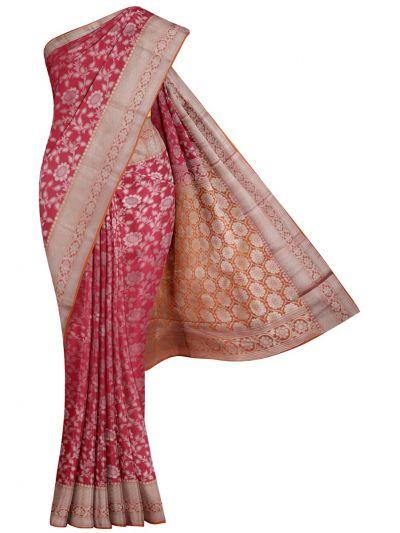 MKD0125158-Bairavi Gift Art Silk Saree