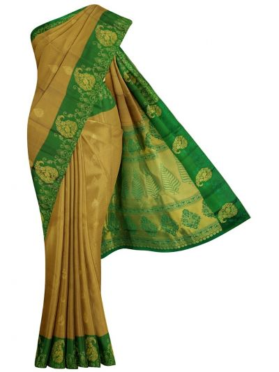 MKD0206310-Vipanji Traditional Silk Saree
