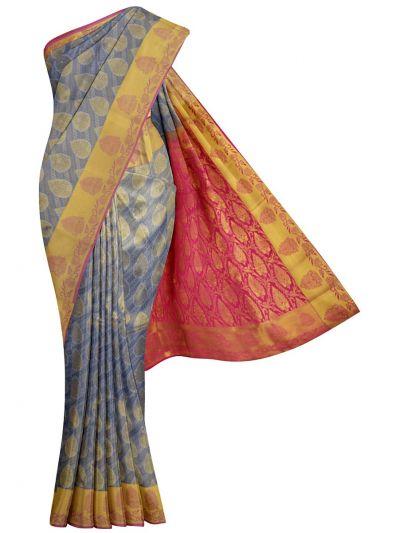 MKD0219124-Bairavi Gift Stonework Art Silk Saree