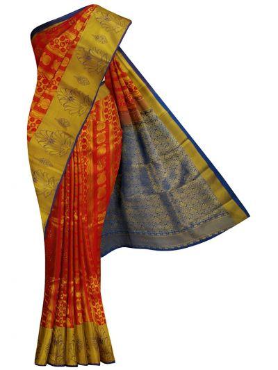 MKD0219128-Bairavi Gift Stonework Art Silk Saree
