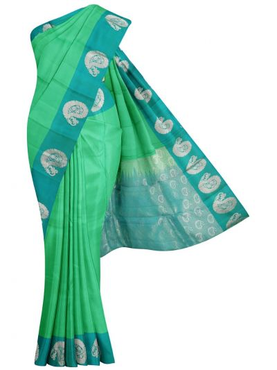 MLA0615308-Uppada Traditional Silk Saree
