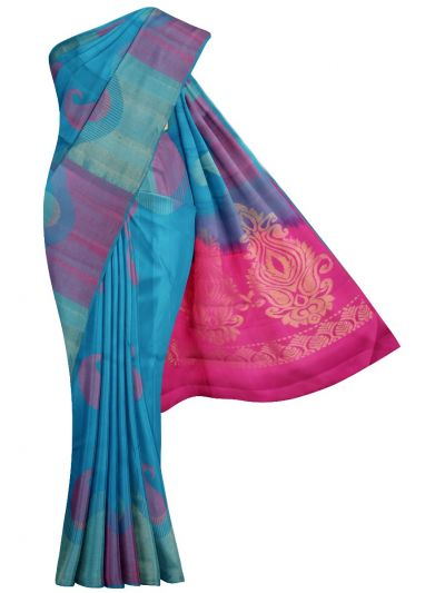 MLA0615319-Uppada Traditional Silk Saree