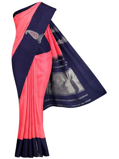 Vivaha Goddess Pure Kanchipuram Wedding Silk Saree - ONL-MHA1294566