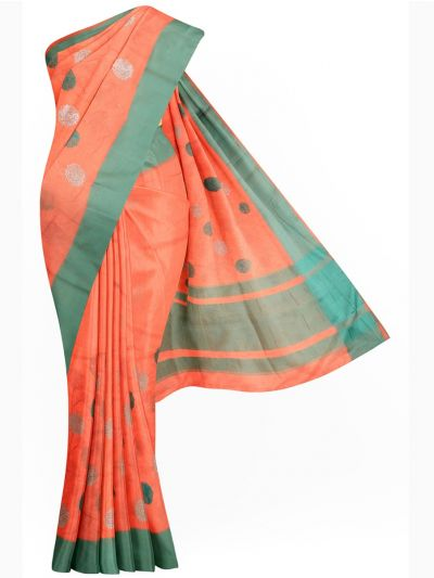 MID5270115-Kathana Fancy Semi Jute Saree