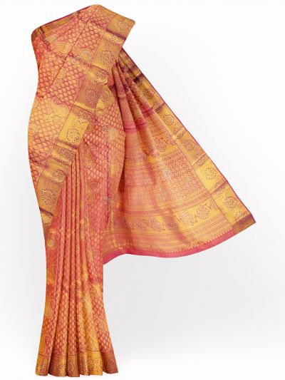 MGA7195475-Vivaha Weddiing  Silk Saree with Stonework Blouse